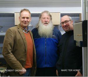 Robert Groniger en Marc ter Horst